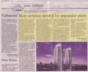 Wandsworth Borough News 12 November 2008