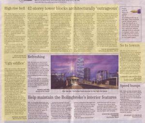 Wandsworth Borough News 26 November 2008
