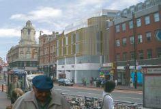 Wessex House redevelopment vue 2