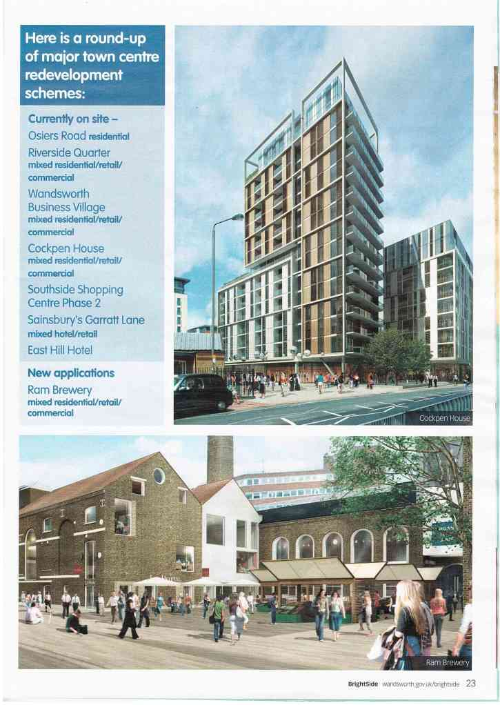 Is The Ram Brewery Already Approved By Council Before Even