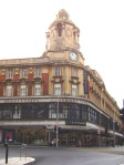 View of Arding and Hobbs (Debenhams - grade II listed)