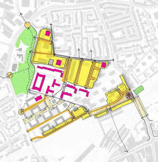 Winstanley Redevelopment - Option 1