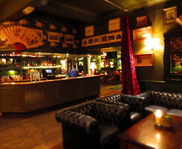 Grand Union bar Wandsworth
