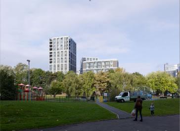 view York Park