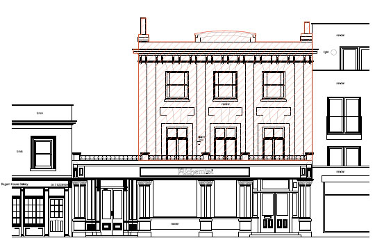 facade reconstruction