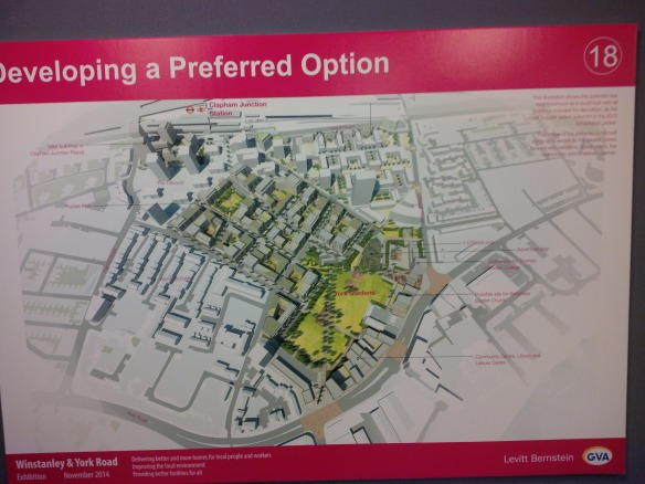 Winstanley & York Road preferred option - Feb 2015