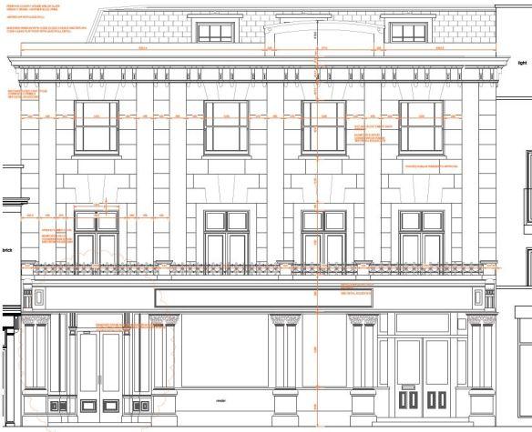 new-facade