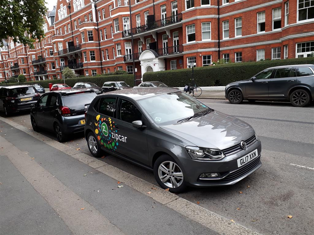 Zipcars Could Be Left Anywhere In Wandsworth But Not Bikes