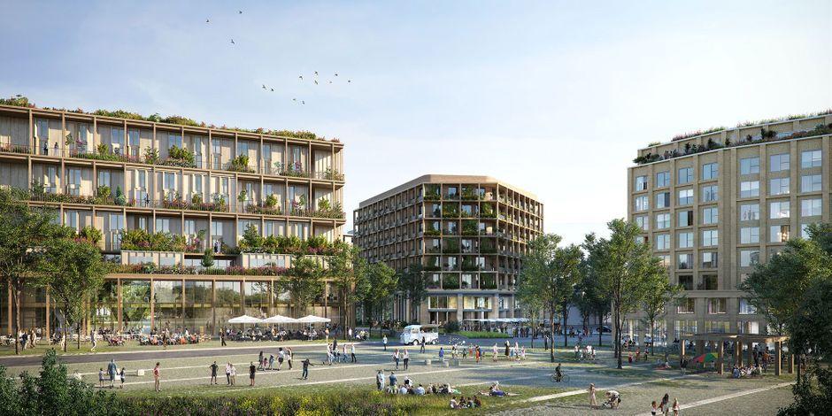 Porte de Montreuil, Paris - Project